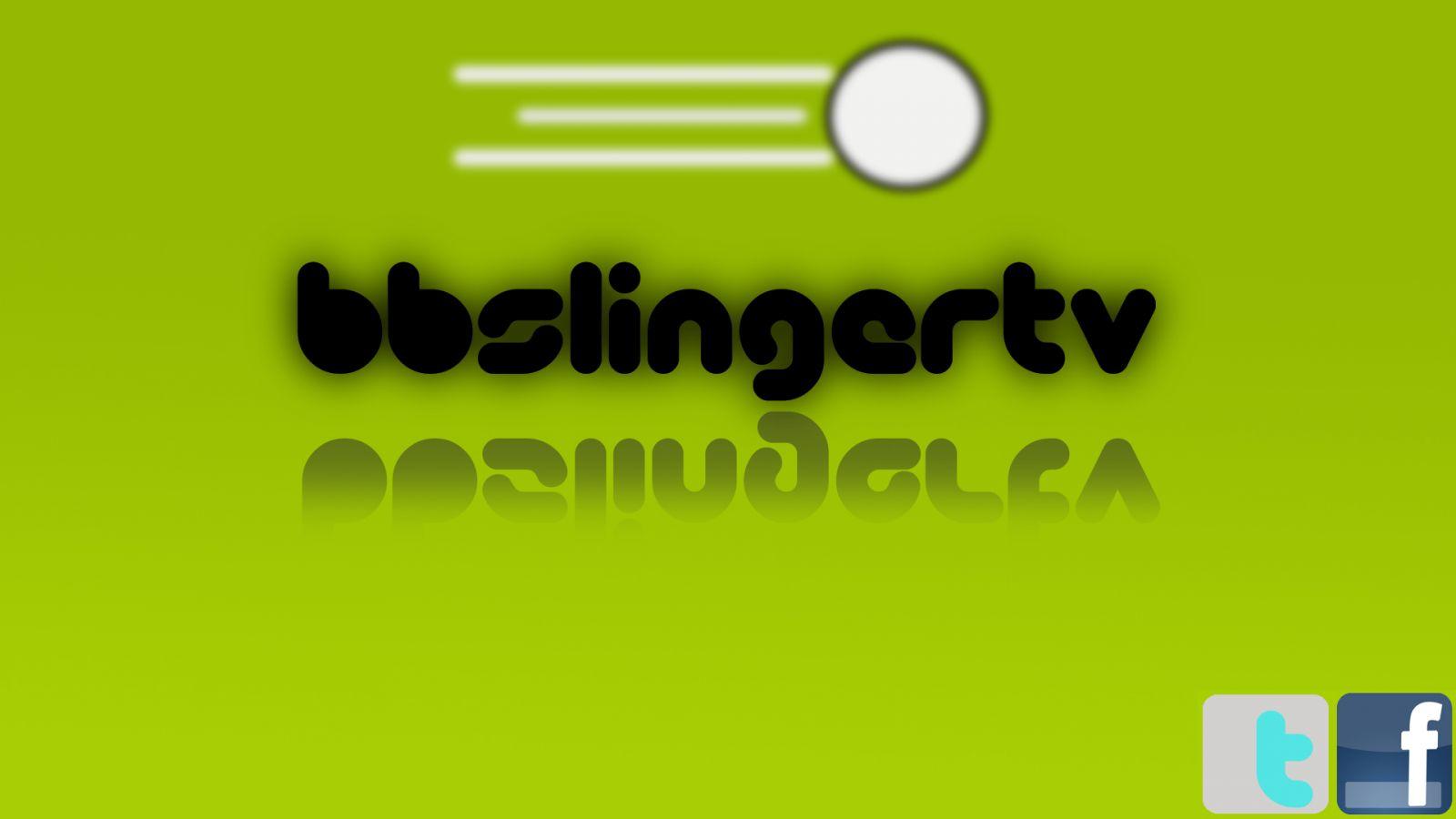BBSlinger Tv Logo/Banner