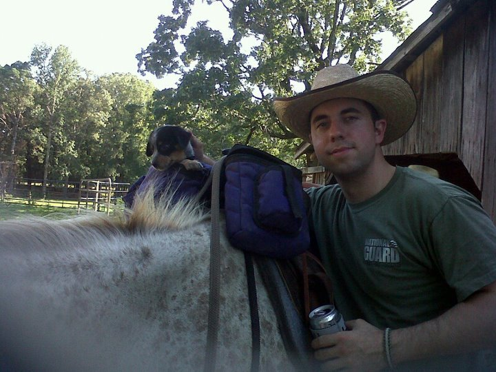 Wyatt Horse Ride