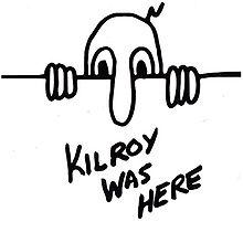 Kilroy image