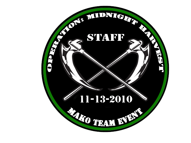 Midnigh tHarvest I STAFF Patch