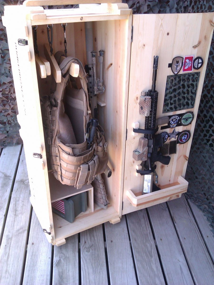 AIRSOFT LOCKER - By LGM and Dirtpro
