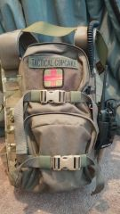 LBX Tactical Assalut Plate Carrier (Back)