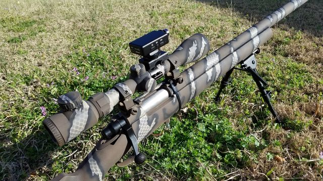 CA M24 LTR with Wolverine Bolt