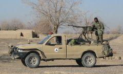 Afghanistan Heavy Weapons Platform