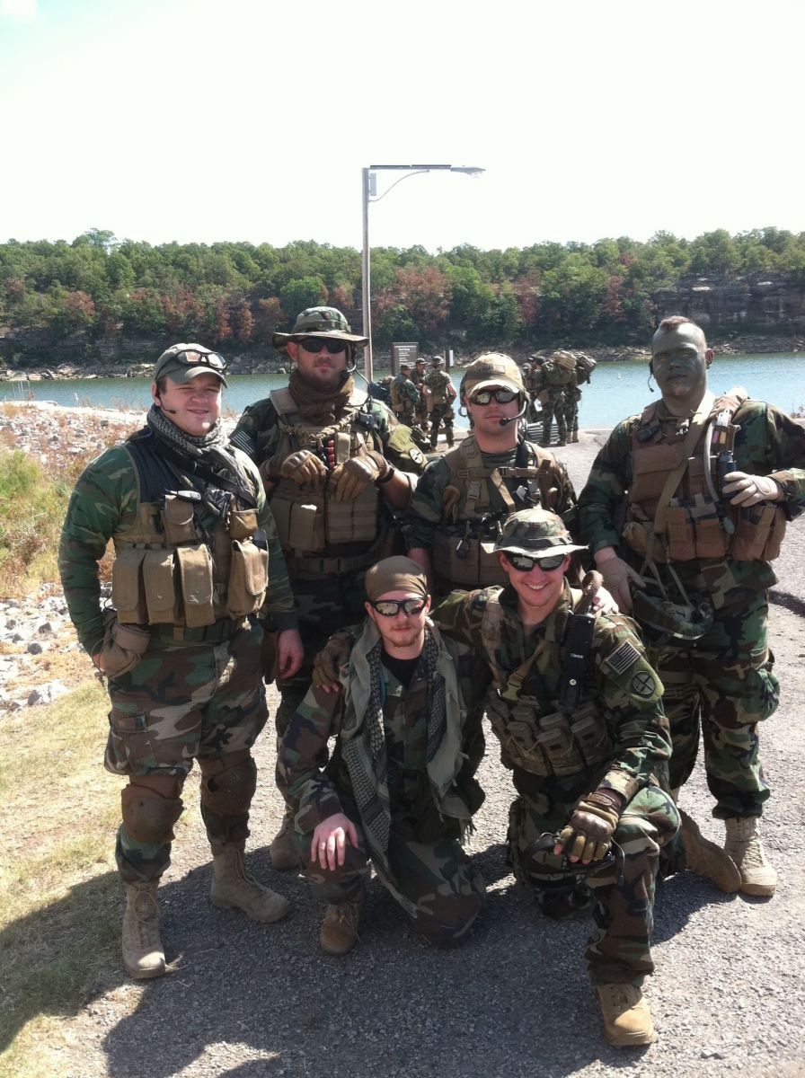 Black Ops 2 Cowboy Squad