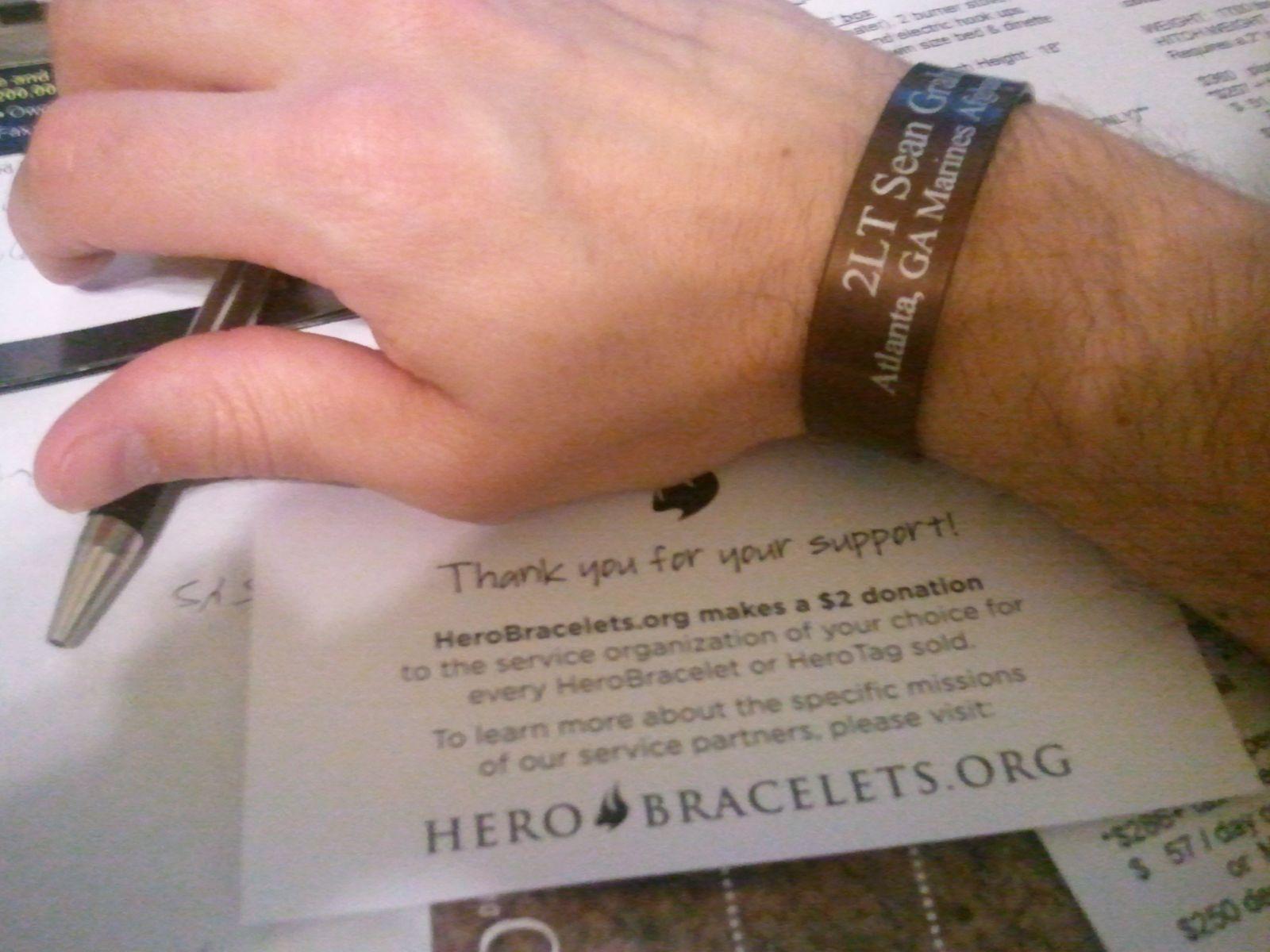 Hero Bracelet