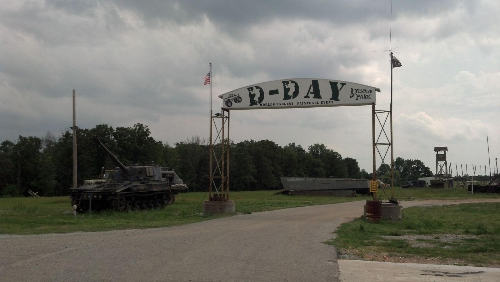 DDAP Entrance