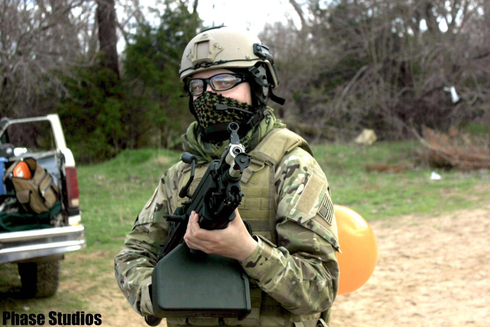 Airsoft Close Up 7
