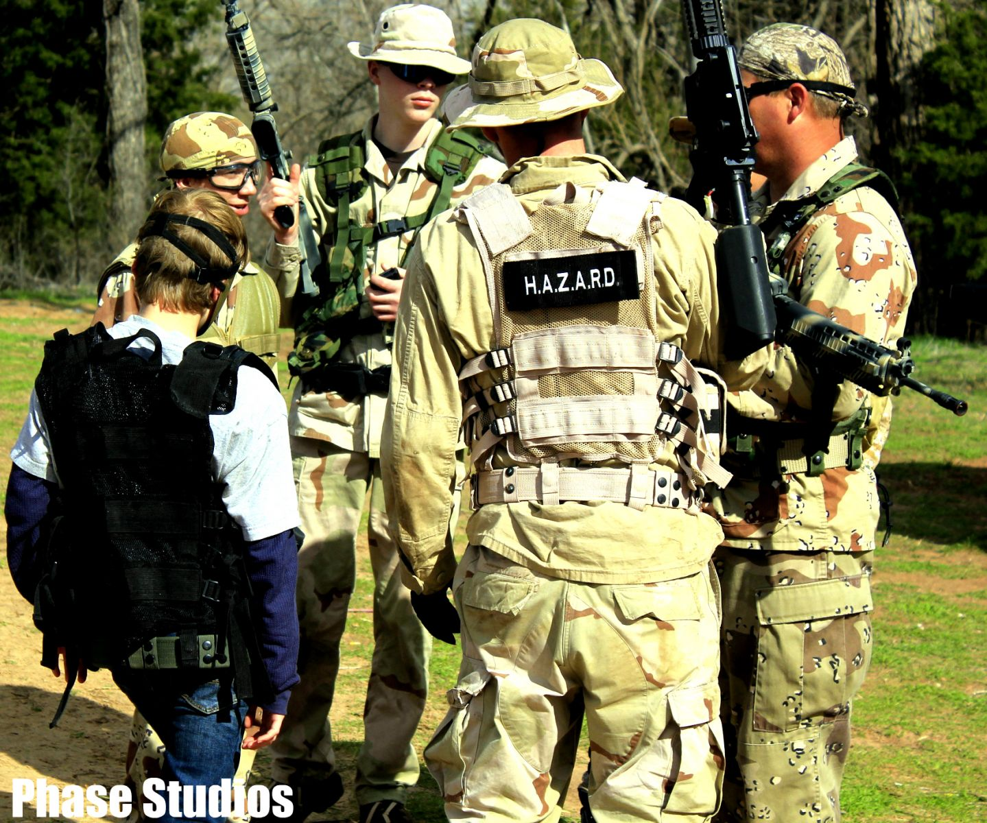 Airsoft Candid 4