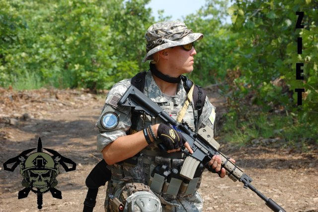 OKI6 U.N. Recon rifleman