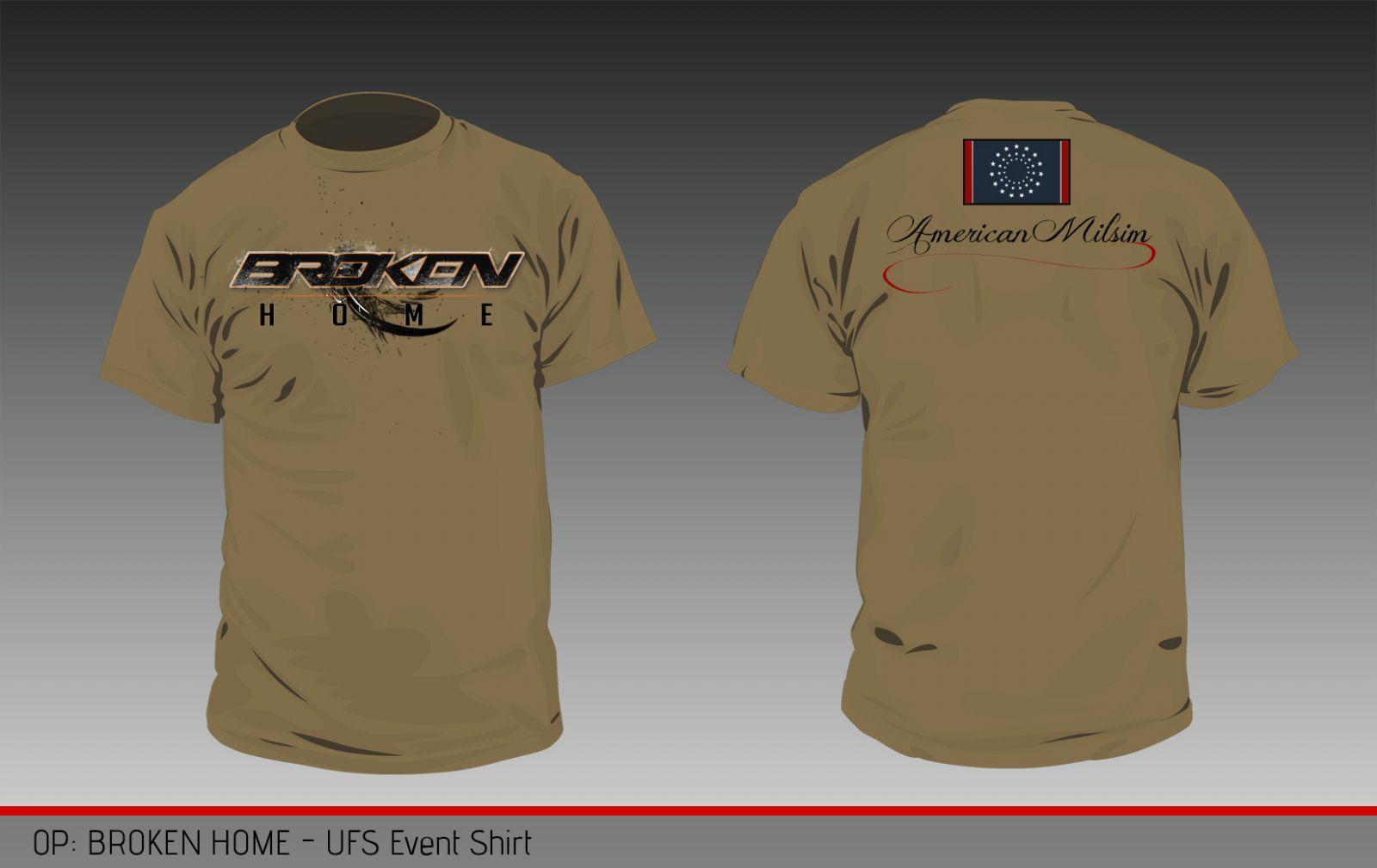 Shirt UFS