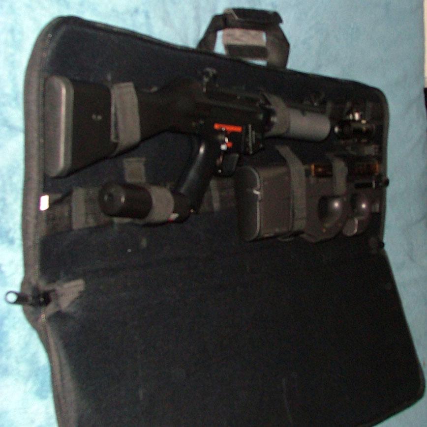 Utg Rifle Bag