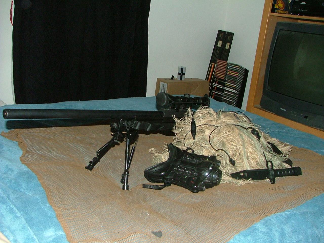 UTG L96 Sniper Rifle