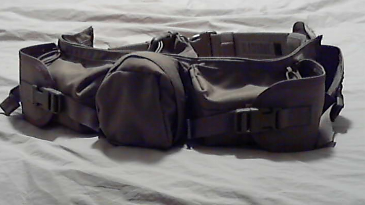 HSGI Sniper Wesit Pack