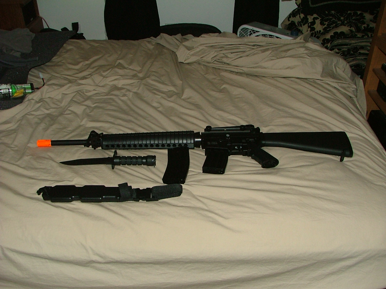 TDS M16 with Dummy Bayanet