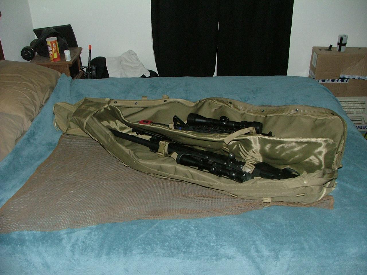 Condor Sniper Drag Bag