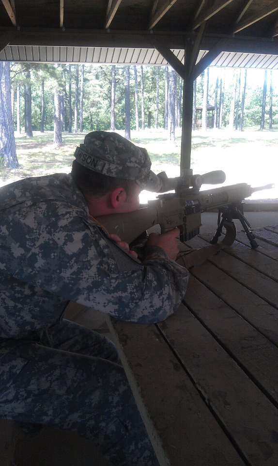 rifle shoot