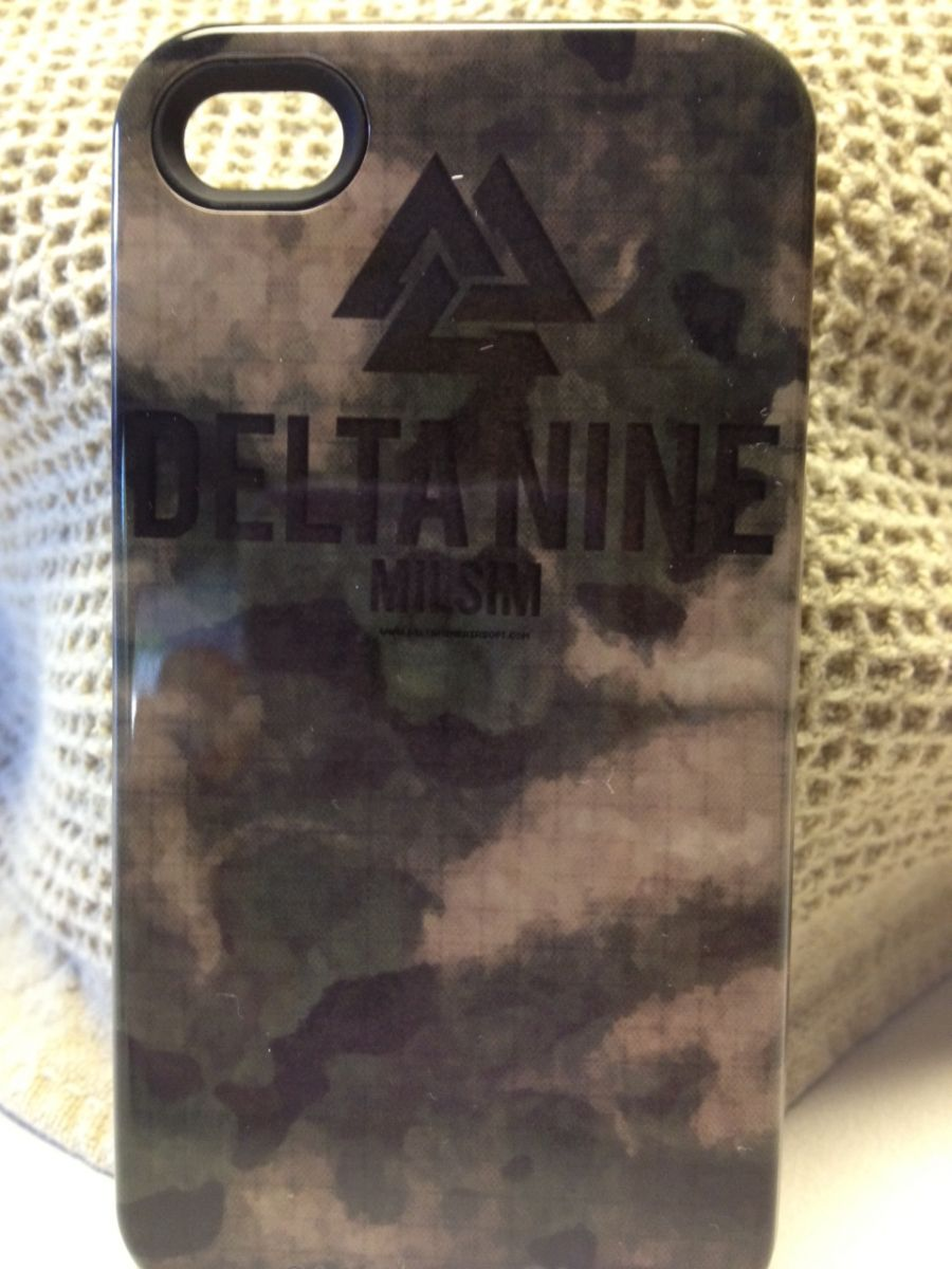 Delta 9 iPhone Case