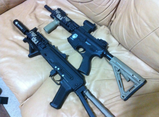Gun Pron