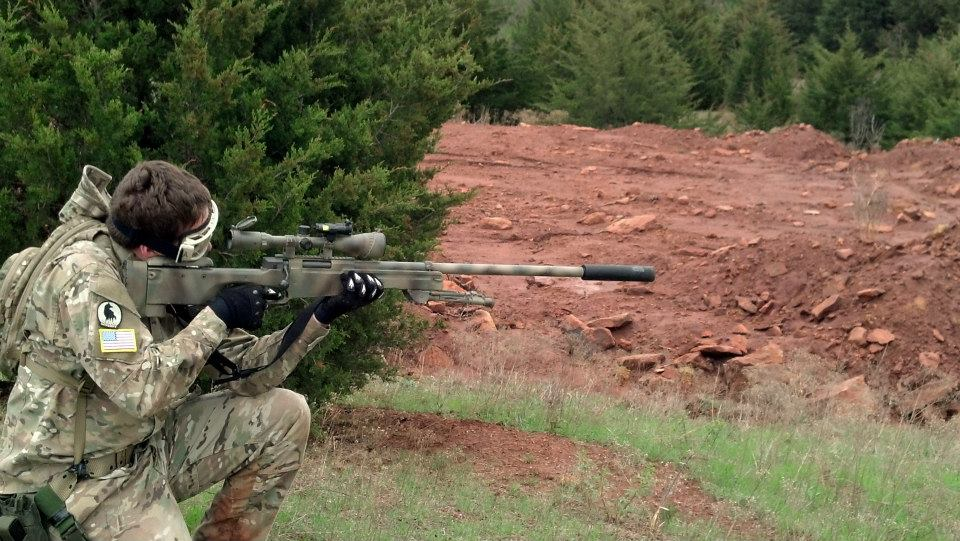 The Sniping Guide - How to get set up with an airsoft sniper