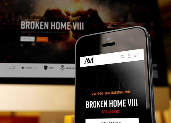 American Milsim Launches New Site